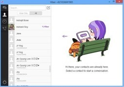 How to install Viber on PC without smartphone - SwapMyApp | Technology | Scoop.it