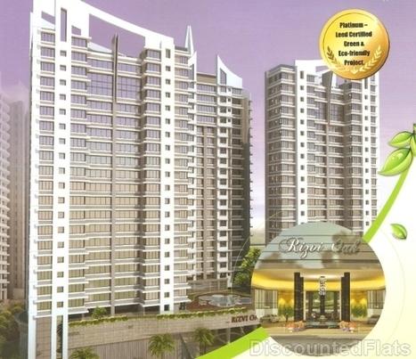 Rizvi Oak Malad East Mumbai by Rizvi Builders | Real Estate | Scoop.it