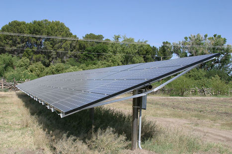 Study shows SC County  ripe for solar projects | Nogales International | CALS in the News | Scoop.it