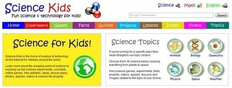 Science for Kids | Communication and Autism | Scoop.it