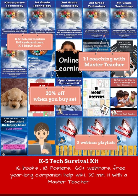 Tech Ed Resources for Your Classroom: Survival Kits | New learning | Scoop.it