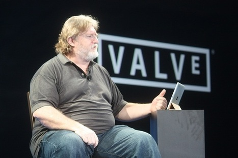Valve's Gabe Newell argues for PC gaming in the living room -- but Apple is scary | Computer Games Controllers | Scoop.it