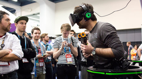Oculus Rift and Morpheus Take Games to a New Dimension | Virtual Reality Technology | Scoop.it