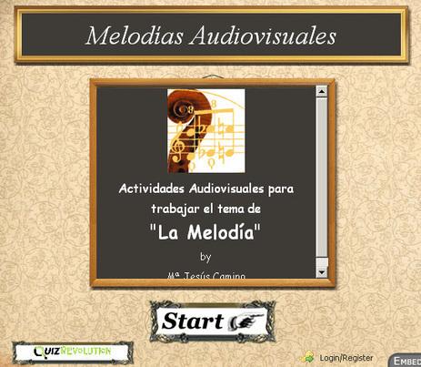 MELODÍA Y ARMONÍA | Creatividad | Scoop.it
