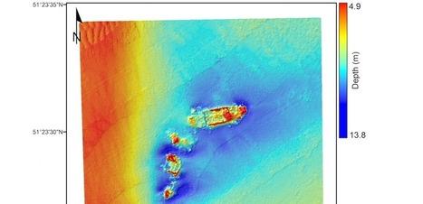Détecter des épaves au fond des océans depuis l'espace | Bibliothèque des sciences de l'Antiquité | Scoop.it