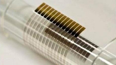 Actu energie / Recherche : Un nouveau procédé pour fabriquer des cellules solaires en masse | Ca m'interpelle... | Scoop.it