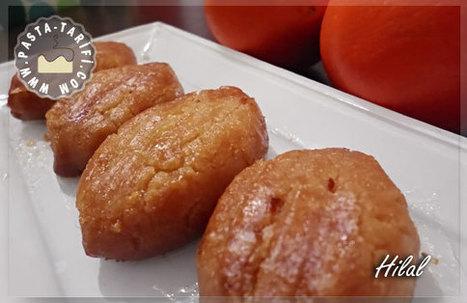 Portakallı Şekerpare | Tatlı ve Kurabiye Tarifleri | Scoop.it