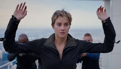 New Trailer Of Insurgent Realeased | Current Fashion Updates - 2015 | Scoop.it