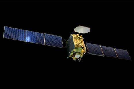 Thales Alenia Space va produire son premier satellite 100% électrique | Global Space Watch | Scoop.it