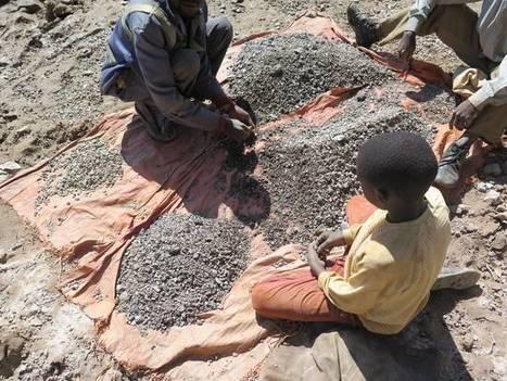 El trabajo infantil que esconden las baterías de coches eléctricos y smartphones | Responsabilidad Social Empresarial | Scoop.it