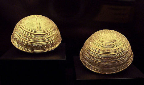 The Comerford Crown, a Bronze Age gold 'hat' from Tipperary | Irish Archaeology | Bronze Age | Scoop.it