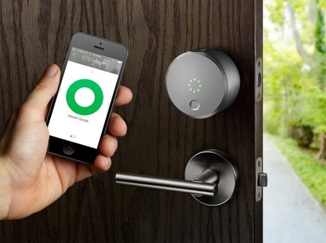 Review: A High-Tech Door Lock That's Also Simple | The SmartHome | Scoop.it