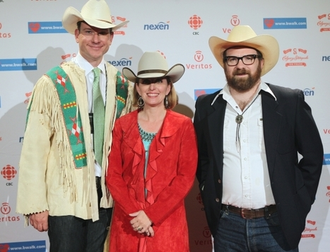 Descendants of Big Four connect to their Stampede roots   Calgary Stampede Through the Years   Scoop.it