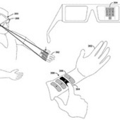 Patent Hints at Laser-Controlled Google Glasses | cruxGalaxy | Scoop.it