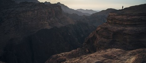 ATHLETE: Will this woman's run across 7 deserts help with the water crisis? | PASSIONS | Scoop.it