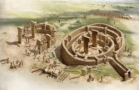 Secrets of Göbekli Tepe | promienie | Scoop.it