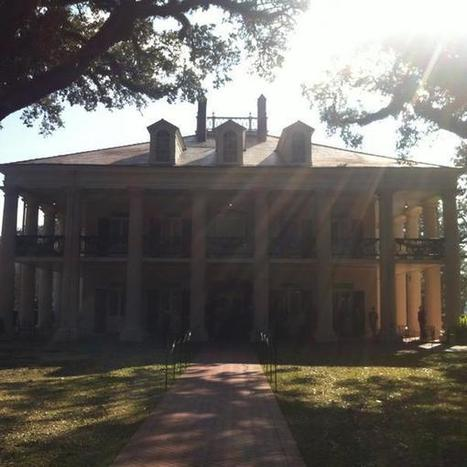 A check-in at Oak Alley Plantation | Oak Alley Plantation: Things to see! | Scoop.it