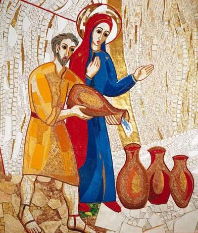 Il dono di Maria | Vangelo dei Segni | Scoop.it