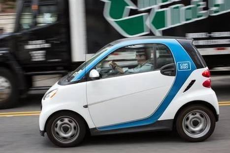 Car-Sharing Industry Carries Heavy Tax Burden | Bilpool | Scoop.it