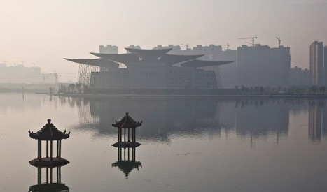 Architizer Blog » Finnish Architects Design Monumental Theater For Wuxi, China | Finland | Scoop.it