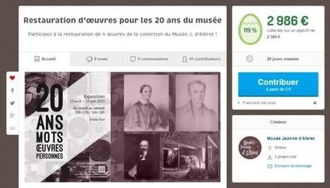 Clic France / ITV hebdo / Charlotte Abadie-Laborde (Musée Jeanne d'Albret): «Nous devons pallier notre manque de moyens humains et financiers par une certaine inventivité» | Clic France | Scoop.it