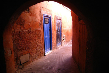 Marrakech - The Red City   Weekly Destinations   Scoop.it