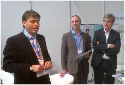 GrDF et CHOREUS Datacenter signent un contrat pour développer le premier datacenter en Europe alimenté par une trigénération gaz (Global Security Mag, 28/05/2014) | Data | Scoop.it