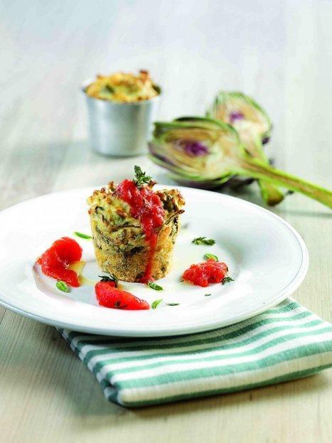 Artichoke Flan Vegetarian Recipe | Food for Foodies | Scoop.it