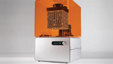 5 Ways A Radically New Way To 3-D Print Could Change The World - Co.Design | 3D Print Architecture | Scoop.it