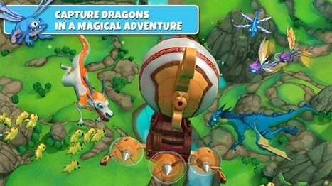 Catch that Dragon v1.0.0n [Money Mod] Apk ~ free Android apps and games | free Android apps and games | Scoop.it