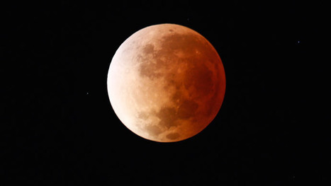 'Blood Moon' in pictures: Spectacular total lunar eclipse turns moon red (VIDEO) | Saif al Islam | Scoop.it