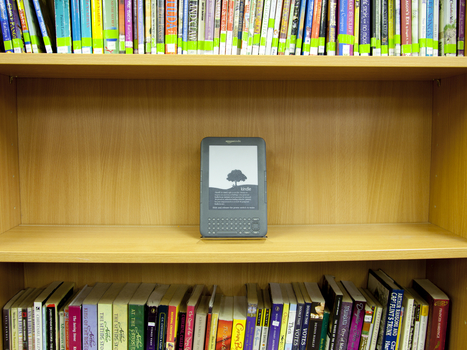 E-Books Strain Relations Between Libraries, Publishing Houses : NPR   Technology in Education   Scoop.it