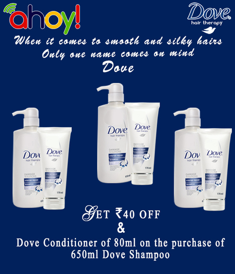 Dove Offer - www.uahoy.com   food   Scoop.it