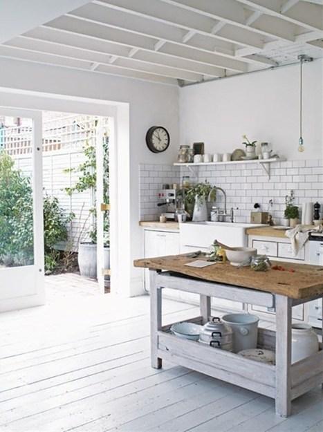 La maison du photographe à Londres | PLANETE DECO a homes world | décoration interieure | Scoop.it