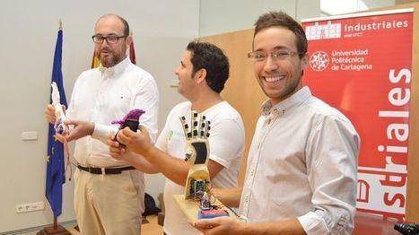 Un estudiante crea un método de producir prótesis por impresión 3D veinte veces más baratas - Impresoras 3D | Impresión 3D | Scoop.it