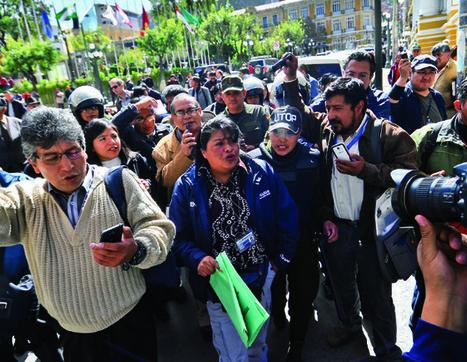Colectivos ciudadanos: de la crítica pasiva a la lucha activa - Diario Pagina Siete | Activismo en la RED | Scoop.it