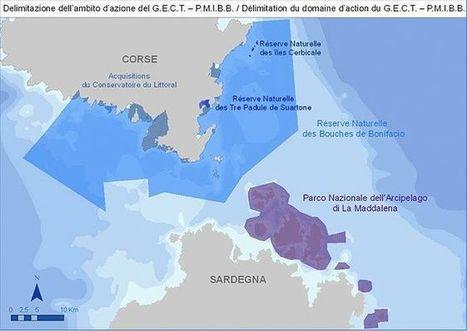 Le parc marin international de Bonifacio est créée - Le marin | Le territoire français en mouvement | Scoop.it