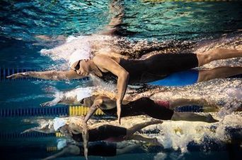 The changing perception of distance swimming | Fitness Training 360 | Scoop.it
