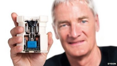 Dyson invests £5m in robot lab | Digital Innovation | Scoop.it