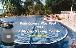 Pool Covers Plus Pool Filters: A Money Saving Combo | SWIMMING | Scoop.it