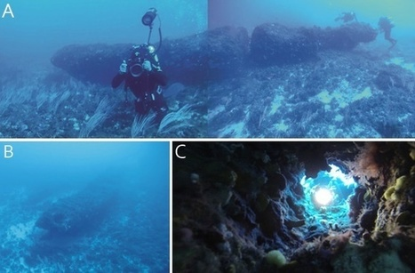 Underwater 'Stonehenge' Monolith Found Off Coast of Sicily - Discovery News | ScubaObsessed | Scoop.it