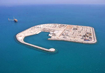 Platforms vs artificial islands – which works best for who? - Offshore Technology | Oil & Gas | Scoop.it