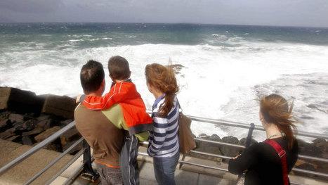 Lluvia en Galicia y Andalucía y fuerte viento en Canarias y Estrecho - RTVE | La Andalucía Libre | Scoop.it