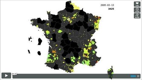 Achèvement du tracé collaboratif des limites communales françaises dans OpenStreetMap   OpenStreetMap France   Les Usages démocratique   Scoop.it