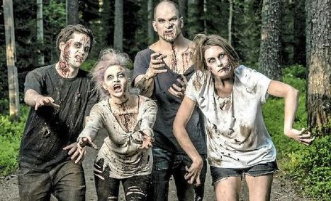 There's Zombie Events In Australia This Saturday | Zombies | Scoop.it
