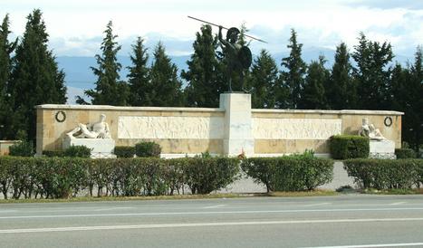 Το μνημείο του Λεωνίδα στη Λαμία | Αγαπώ την πατρίδα μου και είμαι περίφανος γι' αυτή!!! | Scoop.it