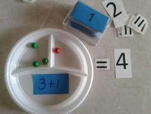Un juego para aprender las operaciones: El plato mágico del Hada de los números. | Recursos educativos | Scoop.it