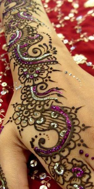 Top Designs for Mehndi   Style News & Fashion Trends   Palm Decoration With Best Designs of Mehndi   Scoop.it