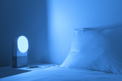 Withings Aura uses light, sound, and science to help you sleep better #CES | cross pond high tech | Scoop.it