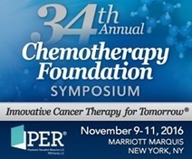 Physicians' Education Resource® Unveils Detailed Conference Agenda for the 2016 Chemotherapy Foundation Symposium: Innovative Cancer Therapy for Tomorrow® Meeting   CME-CPD   Scoop.it